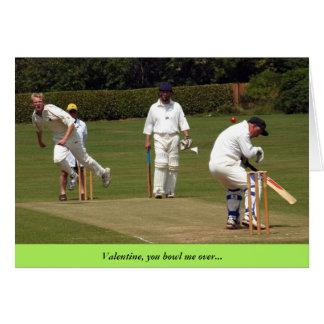 Cricket Valentine Card