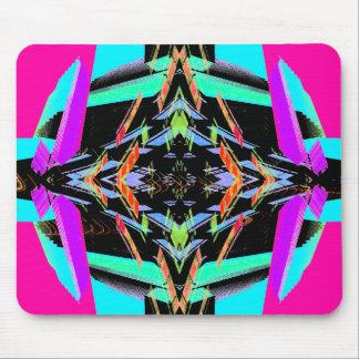 CricketDiane Extreme Design Extreme Geometry Mouse Pad
