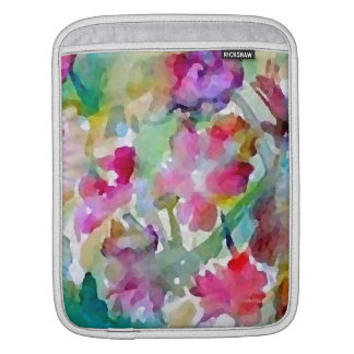 CricketDiane Flower Garden iPad Sleeve