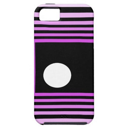 cricketdiane grey square strange funk iPhone 5 case