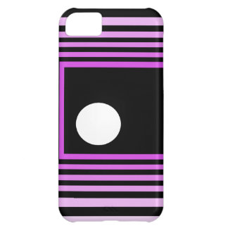cricketdiane grey square strange funk cover for iPhone 5C