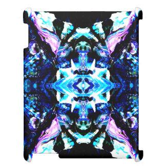 CricketDiane iPad Case Blue Geometric Complex Art