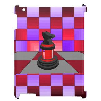 CricketDiane iPad Case Chess Knight Modern Art