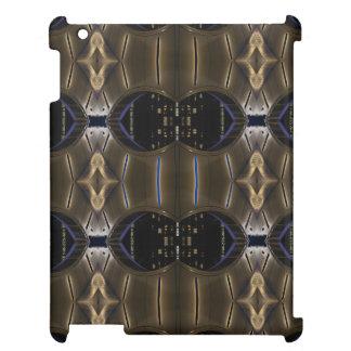 CricketDiane iPad Case Neon City Art Pattern
