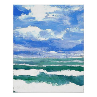 CricketDiane Ocean Poster - Awakening 2