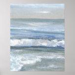 CricketDiane Ocean Poster - Tranquillity 1