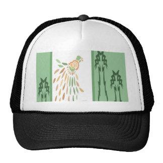 CricketDiane Palm Trees & Bird Trucker Hats