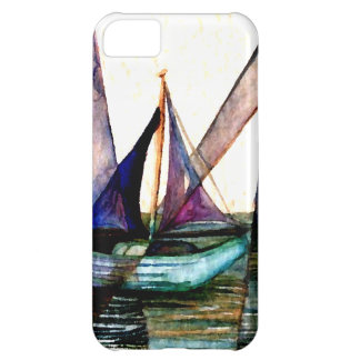 CricketDiane Sailboat Abstract 1 Sailing iPhone 5C Case