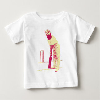 cricketer vintage baby T-Shirt