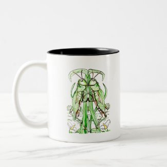 Crickets Two-Tone Coffee Mug