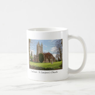 Cricklade St Sampson's Church Coffee Mug