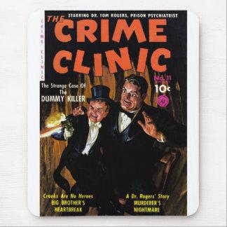 Crime Clinic #11 - Killer Dummy Mousepad