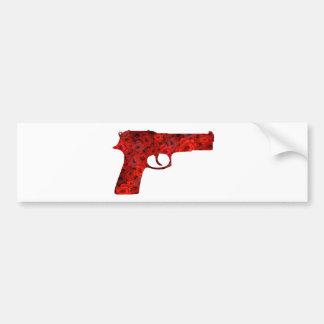 Crime of Passion Bumper Sticker