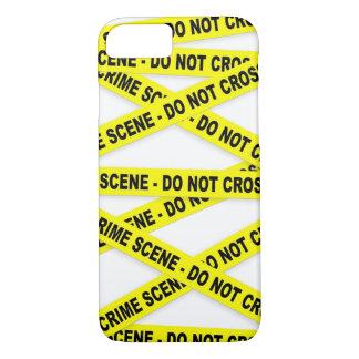 Crime Scene -- Do Not Cross iPhone 7 Case