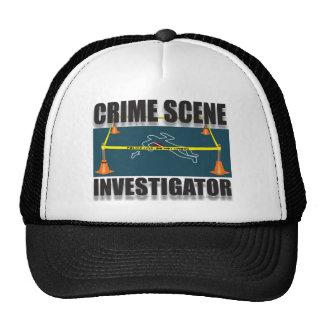 CRIME SCENE INVESTIGATOR CAP