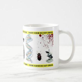 Crime Scene Mug Mugs