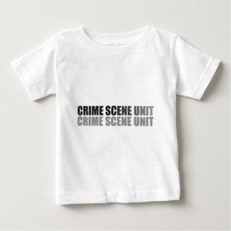 CRIME SCENE UNIT BABY T-Shirt