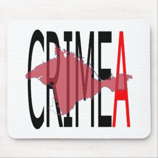 CrimeA Mouse Pad