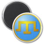 Crimean Tatars' Tamga Fridge Magnets