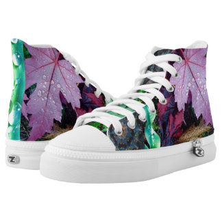 crimson and clover printed shoes