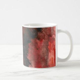 Crimson Angel Of Pain. Basic White Mug