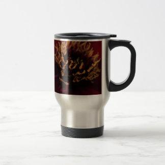 Crimson Cosmos Coffee Mug