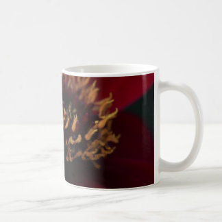Crimson Cosmos Coffee Mugs