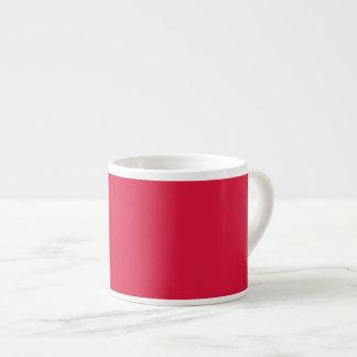 Crimson Espresso Mug