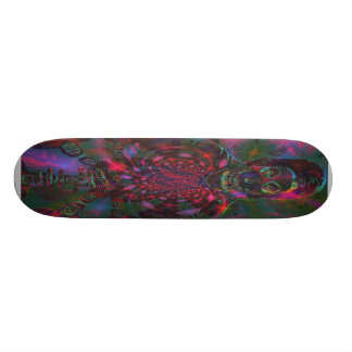 Crimson Ghost (Infinity) Skateboard