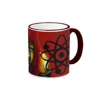 Crimson Gold Mug