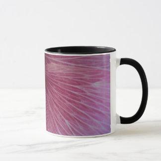 Crimson Hollyhock Cup