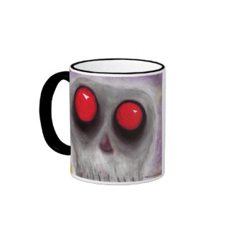 Crimson Ringer Mug