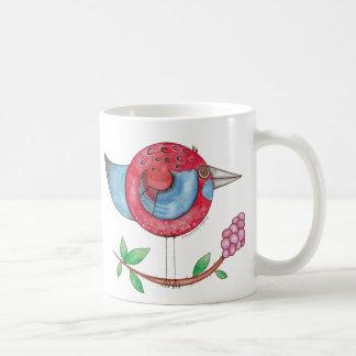 Crimson Rosella Mugs