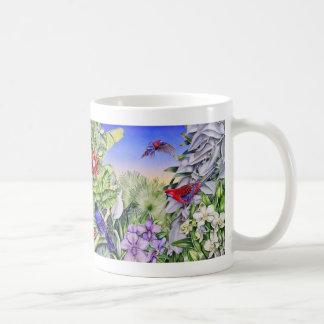 crimson rosellas coffee mugs