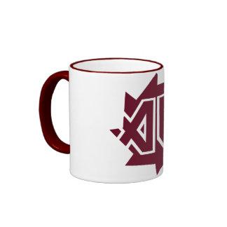 Crimson Spirit Ringer Mug