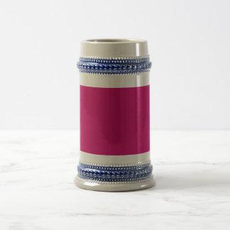 Crimson Template Coffee Mugs