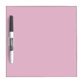 Crimson Template Dry Erase White Board