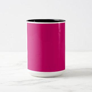 Crimson Template Coffee Mug