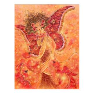 Crimson Wings Postcard
