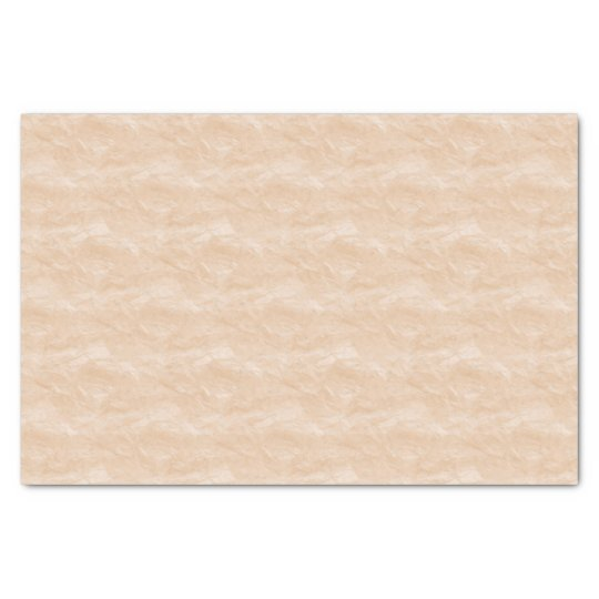 Crinkled Look in Pale Pink Peach Tissue Paper