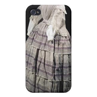 Crinoline dress, 1850-60 iPhone 4 case
