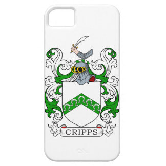 Cripps Coat of Arms II iPhone 5/5S Covers