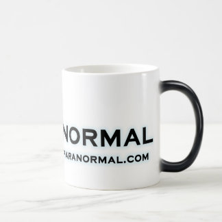 Cript Paranormal Heat Sensitive Mug