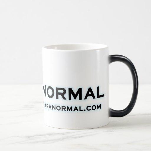 Cript Paranormal Heat Sensitive Mug