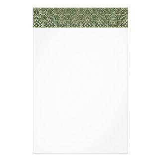 crisp-fall-air-paper16 DECORATIVE ORNAMENTAL RICH Custom Stationery