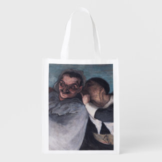 Crispin and Scapin Grocery Bags