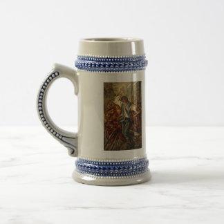 Crispus Attucks by Herschel Levit Beer Steins