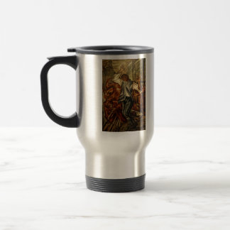 Crispus Attucks by Herschel Levit Stainless Steel Travel Mug