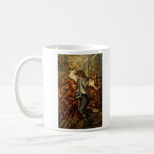 Crispus Attucks by Herschel Levit Mugs
