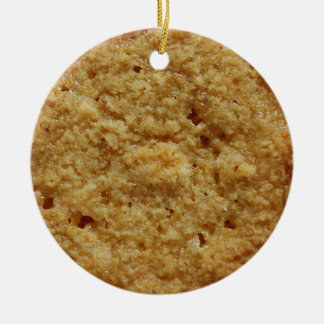 Crispy Baked Cookie Birthday Or Christmas Ornament